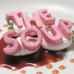 Bulli's Letter Soup dessert